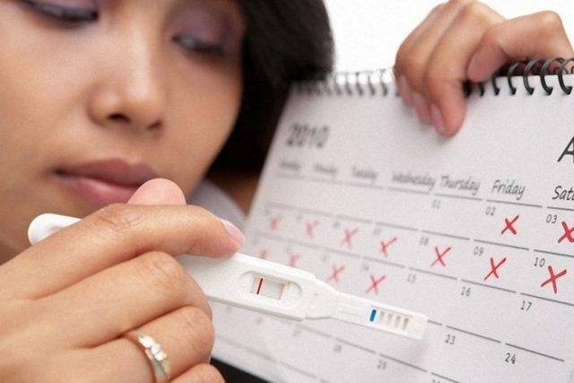 Кратко о менструальном цикле