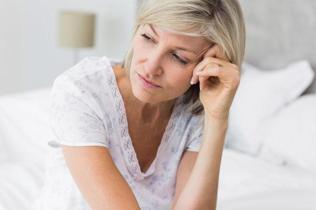 Менопауза в жизни женщины