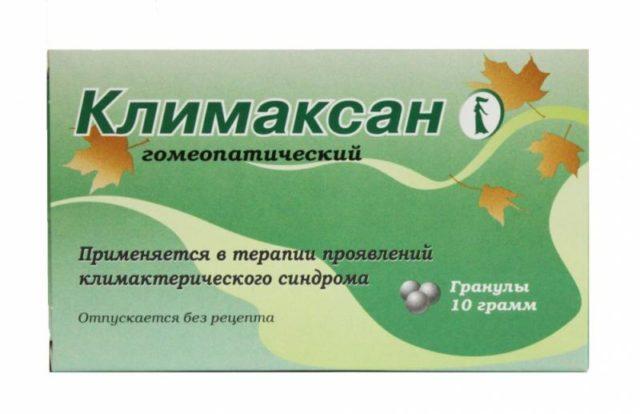 Гомеопатия – альтернативный способ борьбы с климаксом