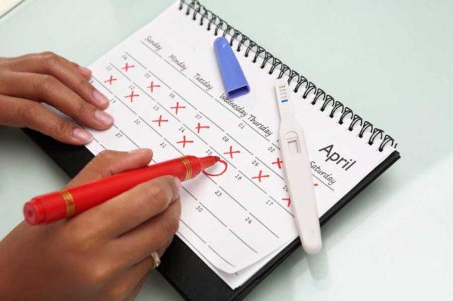 Календарный способ контрацепции в наши дни