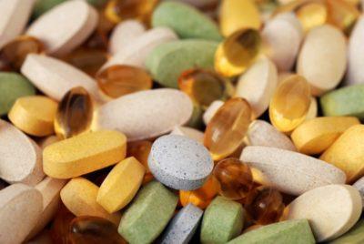 Схема циклической витаминотерапии