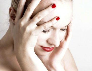 Чем характерны головные боли перед месячными
