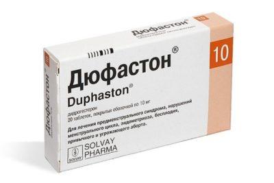 Состав «Дюфастона» и важность прогестерона