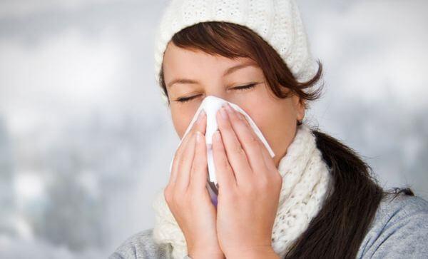 Симптомы косметической аллерги