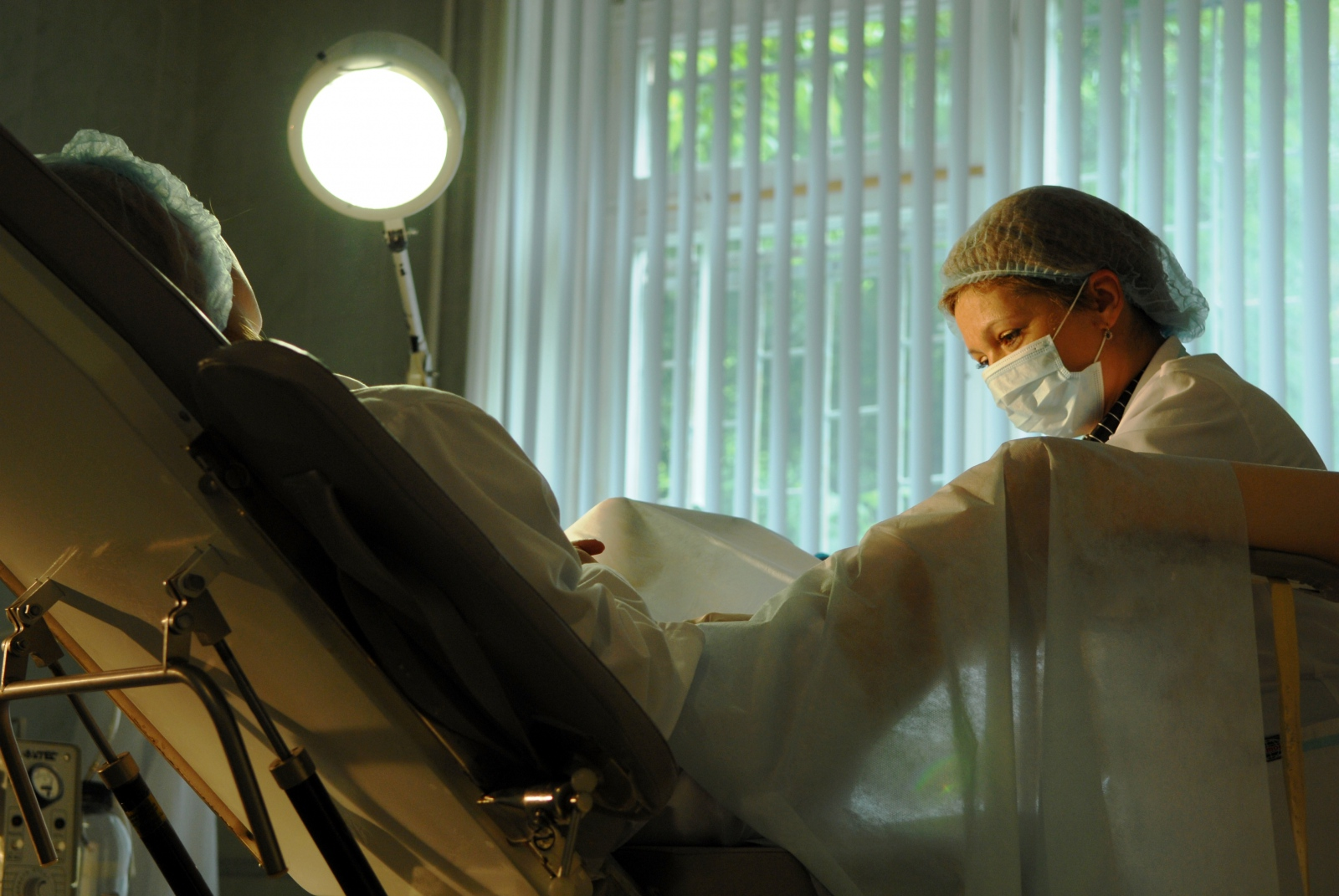 Скрытое наблюдение у гинеколога 3 фотография